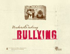 Understanding Bullying cover