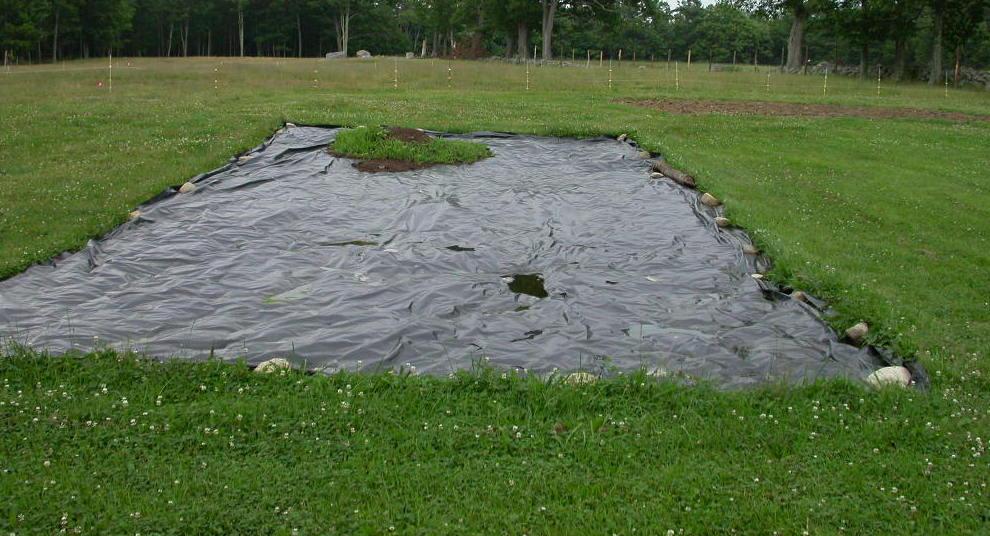 Preparing a Vegetable Garden Site